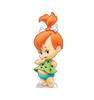 Life-size cardboard standee of Pebbles Flintstone.