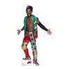 Kofi Kingston WWE - Green Vest Cardboard Cutout Front View
