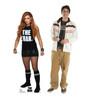 Becky Lynch WWE - Black Shirt Cardboard Cutout Lifesize
