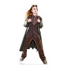 Life-size cardboard standee of Steampunk Male Front View