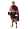 Life-size cardboard standee of a Gladiator Front View