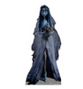 Life-size cardboard standee of The Corpse Bride.