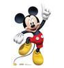 Life-size Mickey Dance Cardboard Standup   Cardboard Cutout