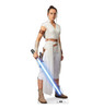 Life-size cardboard standee of Rey™ (Star Wars IX).