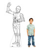 Color Me C-3PO Standee Star Wars 3197