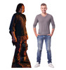 Life-size Daryl Dixon (The Walking Dead) Cardboard Standup | Cardboard Cutout with Model