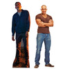 Life-size Negan (The Walking Dead) Cardboard Standup | Cardboard Cutout with Model