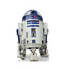 Life-size cardboard standee of R2-D2 from the Mandalorian season 2.