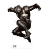 Life-size cardboard standee of Agent Venom from Marvel Classicss.