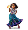 Life-size cardboard standee of Mirabel with Butterfly from the Disney's movie Encanto.