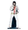 Life-size Elvis-White TALKING Cardboard Standup   Cardboard Cutout