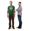 Life-size Sheldon - Big Bang Theory Cardboard Standup | Cardboard Cutout