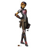 Life-size Sabine Wren - Star Wars Rebels Cardboard Standup | Cardboard Cutout