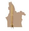 Life-size Maximus (Tangled The Series) Cardboard Standup   Cardboard Cutout