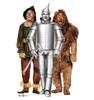 Tin Man, Cowardly Lion and Scarecrow - Wizard of Oz