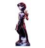Life-size Roswell Alien Female Cardboard Standup | Cardboard Cutout
