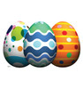 Easter Egg Grouping - Cardboard Cutout