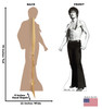 Bruce Lee - Game - Cardboard Cutout 1513