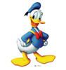 Life-size Donald Duck Cardboard Standup | Cardboard Cutout