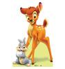 Life-size Bambi and Thumper Cardboard Standup | Cardboard Cutout
