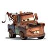Life-size Mater - Cars Cardboard Standup | Cardboard Cutout