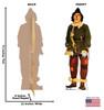 Life-size Scarecrow - Wizard of Oz 75th Anniversary Cardboard Standup | Cardboard Cutout