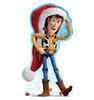 Life-size Holiday Woody - Limited Edition Cardboard Standup | Cardboard Cutout