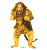 Life-size Cowardly Lion - Wizard of Oz 75th Anniversary Cardboard Standup