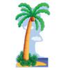 Life-size Palm Tree Cardboard Standup | Cardboard Cutout