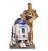 R2-D2 & C-3P0 Cardboard Cutout