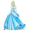 Life-size Holiday Cinderella - Limited Time Edition! Cardboard Standup | Cardboard Cutout