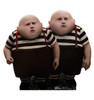 Life-size Tweedle Dee and Tweedle Dum Cardboard Standup | Cardboard Cutout