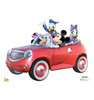 Mickey Car Ride - Cardboard Cutout