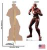 Life-size Flash - Injustice Gods Among Us Cardboard Standup