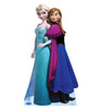 Elsa and Anna - Disney's Frozen Cardboard Cutout