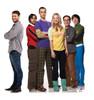 Life-size Big Bang Theory Group Cardboard Standup