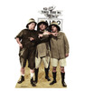 Three Stooges Safari - Cardboard Cutout