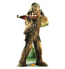 Life-size Chewbacca 2 (Retouched) Cardboard Standup