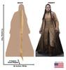 Life-size Elrond - The Hobbit Cardboard Standup