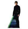 Life-size Luke Skywalker - Black Cardboard Standup
