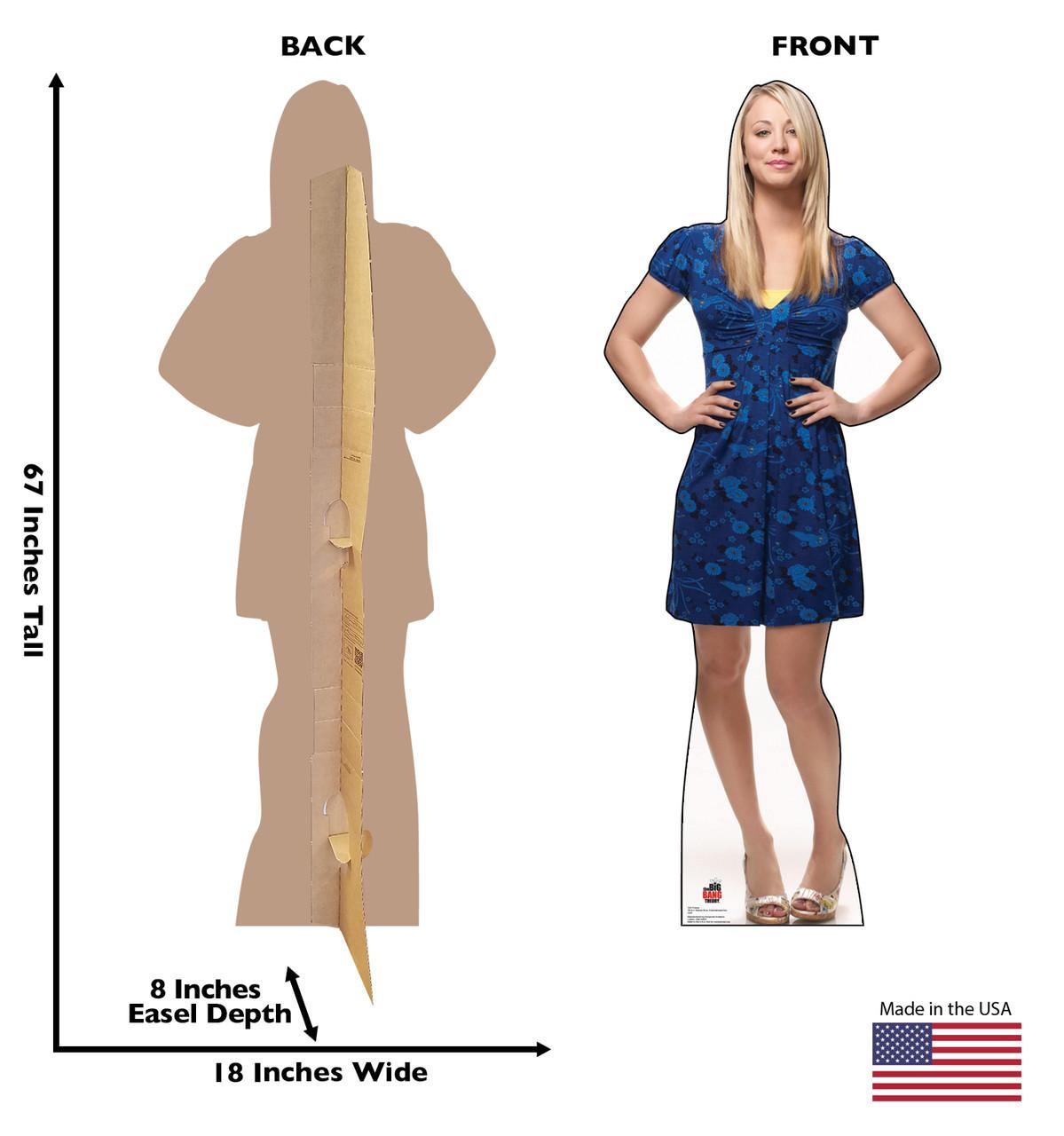 Penny - Big Bang Theory - Cardboard Cutout