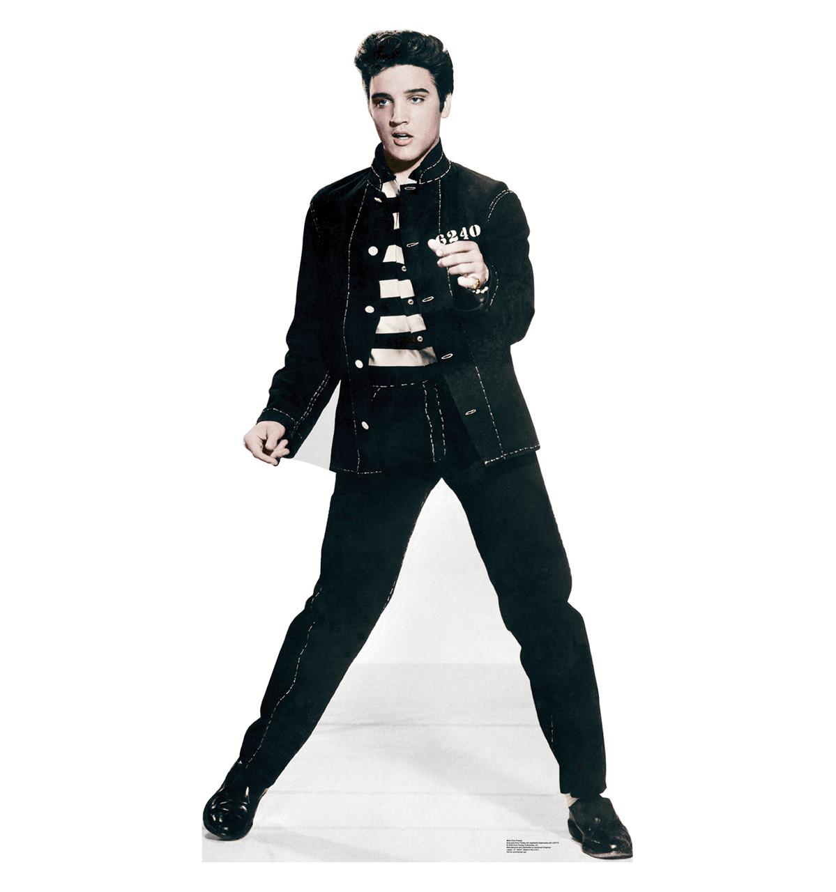 Elvis Presley Jailhouse Rock - Cardboard Cutout 840