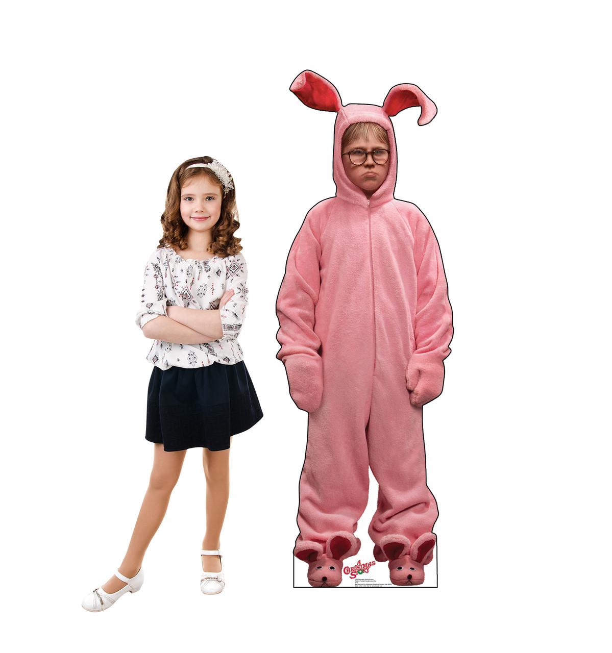 Deranged Easter Bunny - A Christmas Story - Cardboard Cutout