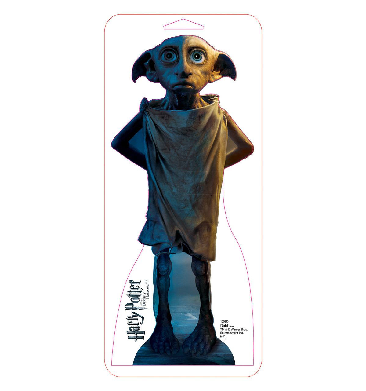 Tabletop Dobby - Mini Cardboard Standup