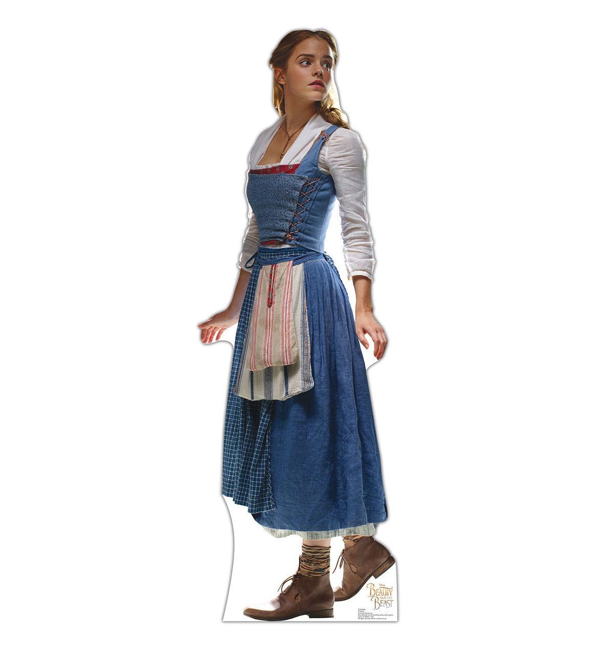 Life-size Belle (Disney's Beauty and the Beast) Cardboard Standup 3