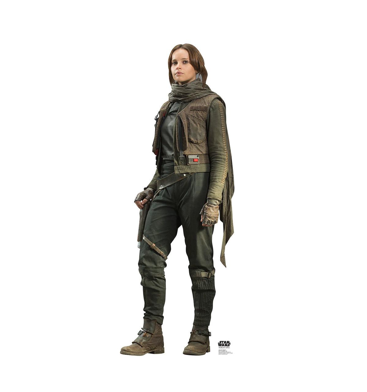 Life-size Jyn Erso (Rogue One) Cardboard Standup