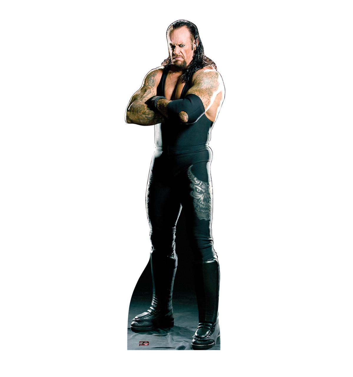 Life-size Undertaker Cardboard Standup.