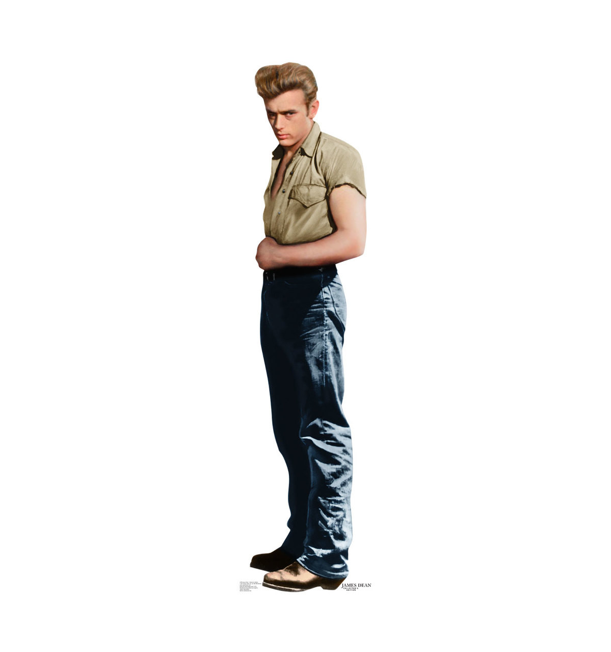 James Dean - Collector's Edition - Foamcore Cutout