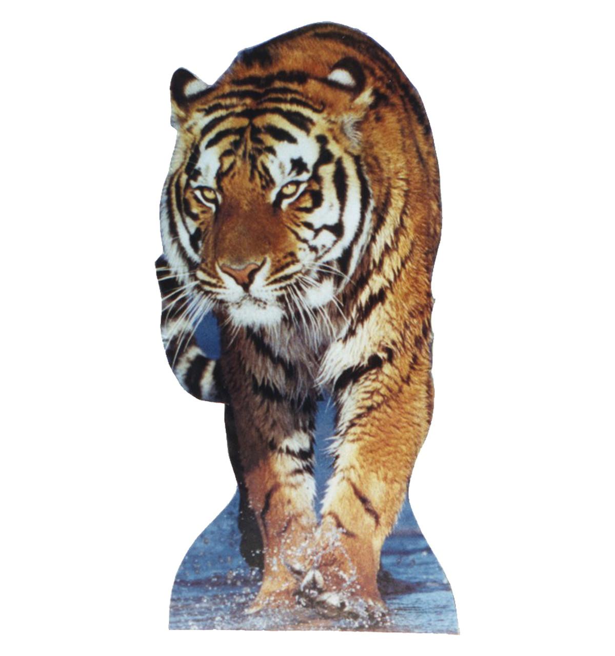 Tiger-Talking - Cardboard Cutout