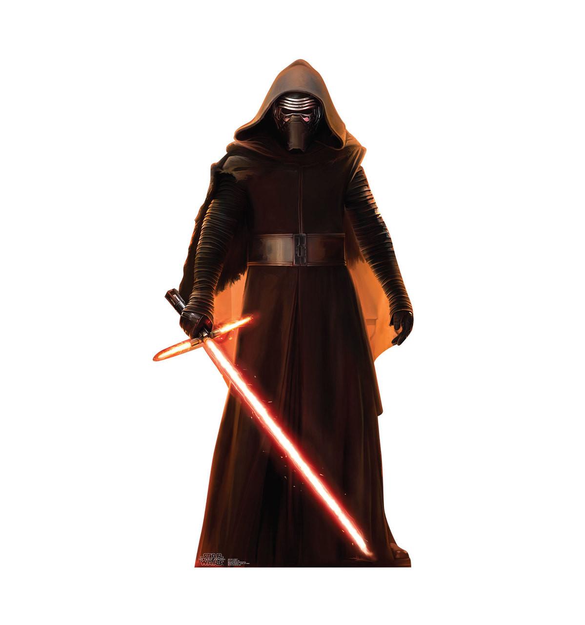 Kylo Ren - Star Wars: The Force Awakens - Cardboard Cutout 2031
